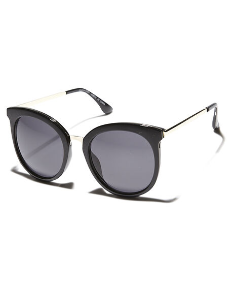 BLACK WOMENS ACCESSORIES MINKPINK SUNGLASSES - MNP1608016BLACK