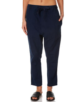 INDIGO WOMENS CLOTHING ASSEMBLY PANTS - AS-SW1616INDG