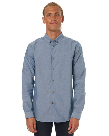 BLUE MENS CLOTHING BILLABONG SHIRTS - 9571210BLUE