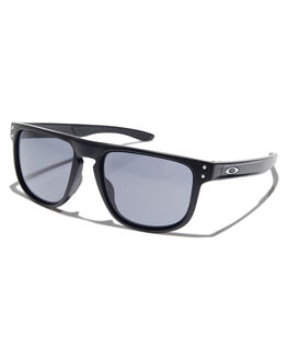 MATTE BLACK GREY MENS ACCESSORIES OAKLEY SUNGLASSES - OO9377-0155MBLKG