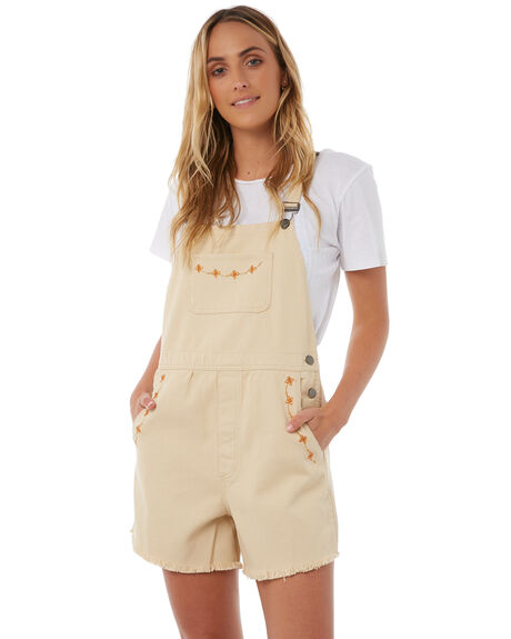 NATURAL WOMENS CLOTHING SWELL PLAYSUITS + OVERALLS - S8171457NATUR