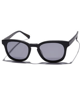 MATTE BLACK UNISEX ADULTS RAEN SUNGLASSES - SKO-018-ZPBLKMBLK