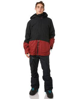 BURNT RED BOARDSPORTS SNOW VOLCOM MENS - G0451904BTR