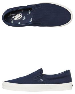 DRESS BLUES MENS FOOTWEAR VANS SLIP ONS - VNA38GUXMG