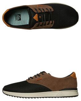 BLACK SLATE MENS FOOTWEAR REEF SNEAKERS - A3FDFBKSL