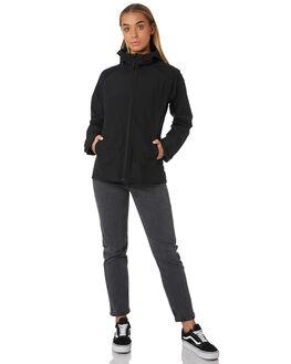 TRUE BLACK WOMENS CLOTHING BURTON JACKETS - 178041001
