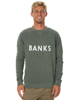 COMBAT MENS CLOTHING BANKS JUMPERS - WFL0074COM