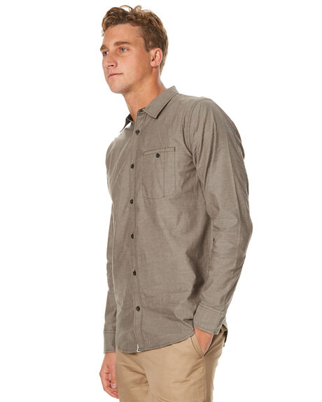 INCENSE MENS CLOTHING OURCASTE SHIRTS - W1030DRKHA