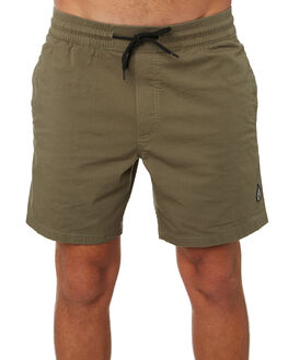 ARMY COMBO MENS CLOTHING VOLCOM SHORTS - A1001901ARC