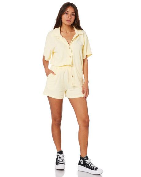 LEMON WOMENS CLOTHING STUSSY FASHION TOPS - ST1M0174LEM