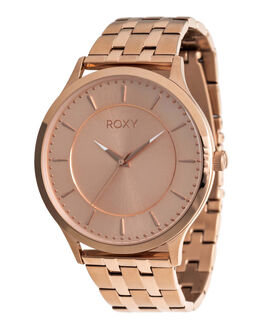 ROSE GOLD WOMENS ACCESSORIES ROXY WATCHES - ERJWA03031-MKP0