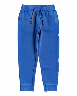DAZZLING BLUE KIDS BOYS QUIKSILVER PANTS - EQKFB03090-PPM0