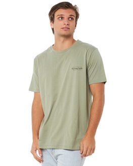 SEAGRASS MENS CLOTHING BARNEY COOLS TEES - 115-CR1SGRS
