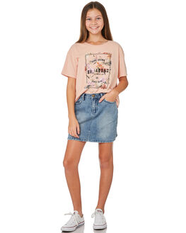 PEARL BLUSH KIDS GIRLS BILLABONG TOPS - 5582003PBS