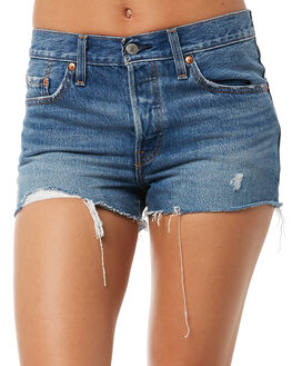 BACK TO YOUR HEART WOMENS CLOTHING LEVI'S SHORTS - 32317-0073BYH