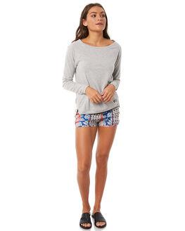 MARSHMALLOW SWIM VER WOMENS CLOTHING ROXY SHORTS - ERJBS03105XWBR
