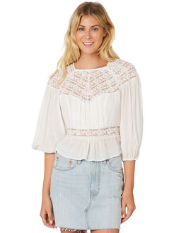 IVORY OUTLET WOMENS FREE PEOPLE FASHION TOPS - OB8898881100