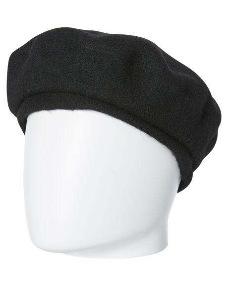 BLACK WOMENS ACCESSORIES BRIXTON HEADWEAR - 00192BLACK