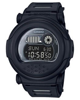 BLACK MENS ACCESSORIES G SHOCK WATCHES - G001BB-1DBLK