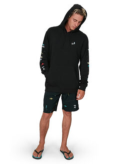 BLACK MENS CLOTHING BILLABONG JUMPERS - BB-9503680-BLK