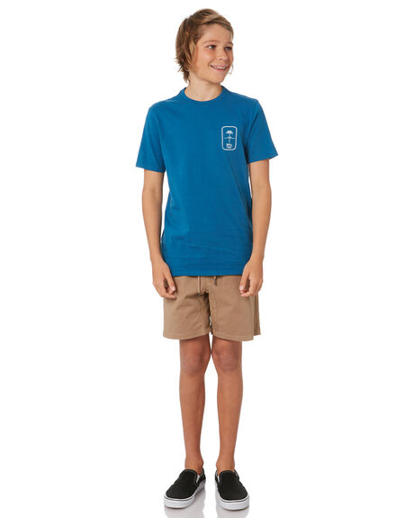 PACIFIC BLUE KIDS BOYS SWELL TOPS - S3211001PACIF