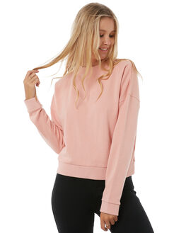 PEACH WOMENS CLOTHING SWELL JUMPERS - S8182545PEACH