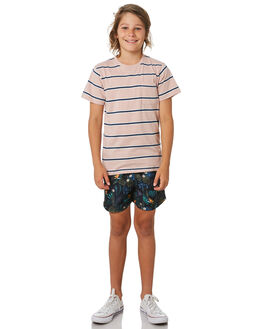 PINK KIDS BOYS ACADEMY BRAND TOPS - B20S423PNK