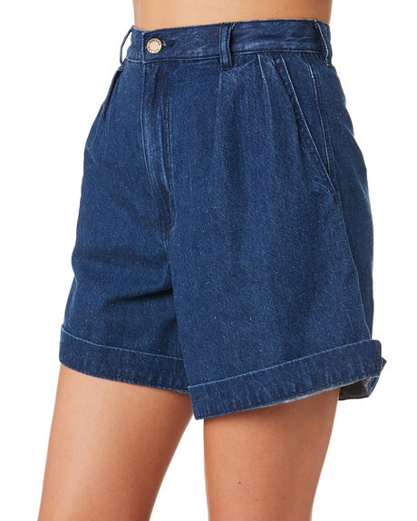 BELLE BLUE OUTLET WOMENS ROLLAS SHORTS - 132274840