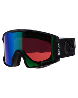 BLACKOUT PRIZM JADE SNOW ACCESSORIES OAKLEY GOGGLES - OO7070-03BKOUT