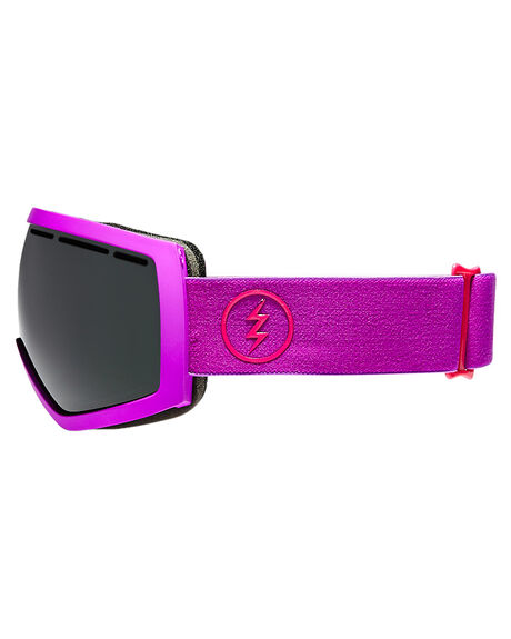 PURPLE SNOW ACCESSORIES ELECTRIC GOGGLES - EG0716201JBLK