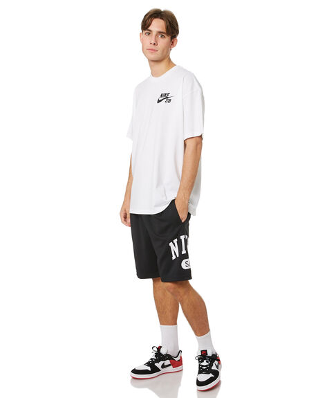 BLACK MENS CLOTHING NIKE SHORTS - CV4349010