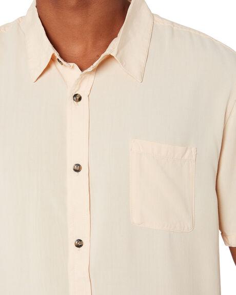 COCONUT MENS CLOTHING RUSTY SHIRTS - WSM0977CNT