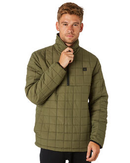 MILITARY MENS CLOTHING BILLABONG JACKETS - 9595918MILTR