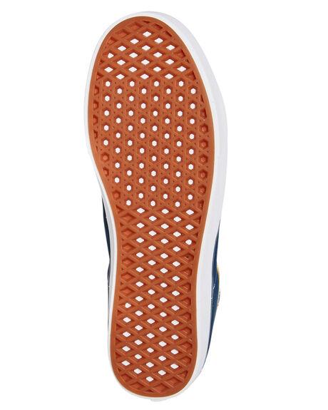 DRESS BLUES MENS FOOTWEAR VANS SNEAKERS - VNA3WMCVX4DBLU