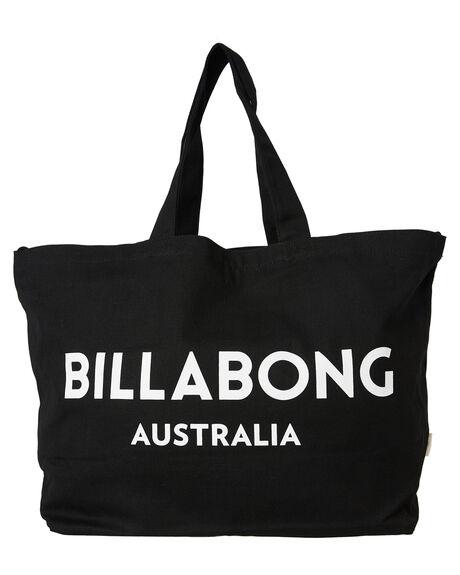 BLACK WOMENS ACCESSORIES BILLABONG BAGS + BACKPACKS - 6681103BBLK