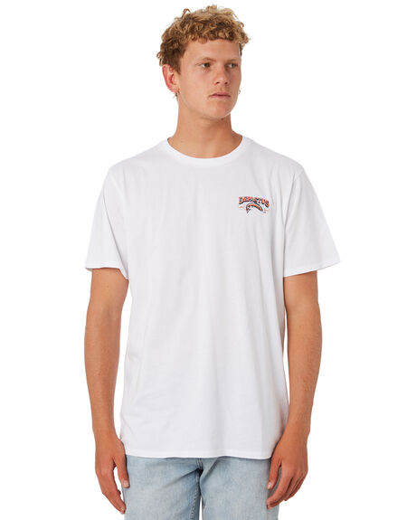 WHITE MENS CLOTHING DEPACTUS TEES - D5201012WHITE
