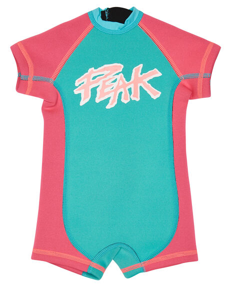 PINK BOARDSPORTS SURF PEAK GIRLS - PQ404K0020