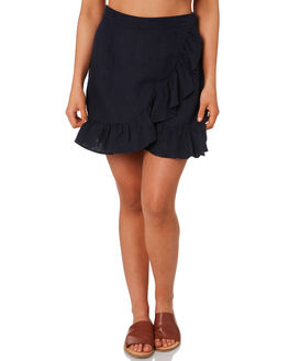 INDIGO WOMENS CLOTHING TIGERLILY SKIRTS - T392273IND
