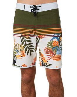 PALE IVORY MENS CLOTHING HURLEY BOARDSHORTS - CI2636109
