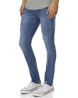 INDY BLUES MENS CLOTHING ZIGGY JEANS - ZM-1024INDY