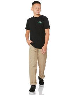 DESERT SAND KIDS BOYS DICKIES PANTS - QP874DSND