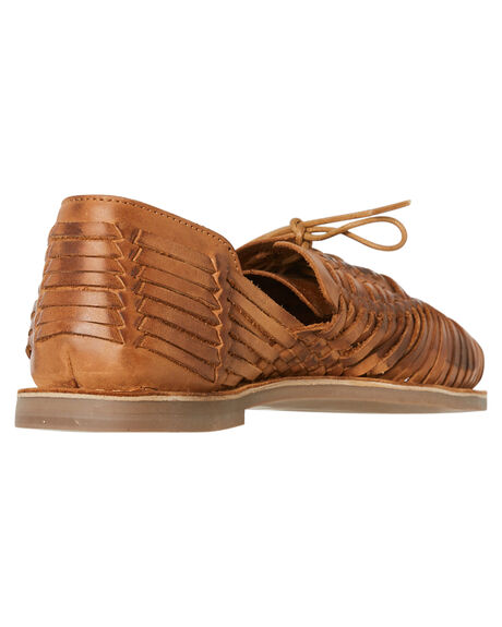 TAN MENS FOOTWEAR URGE FASHION SHOES - URG16088TAN