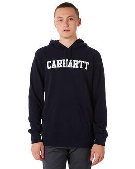 NAVY MENS CLOTHING CARHARTT JUMPERS - I0246691C