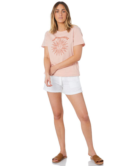 DOVE OUTLET WOMENS THE HIDDEN WAY TEES - H8202279DOVE