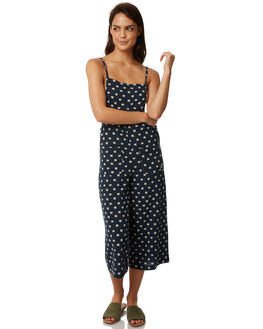 ECLIPSE NAVY WOMENS CLOTHING ELEMENT PLAYSUITS + OVERALLS - 286871ECN