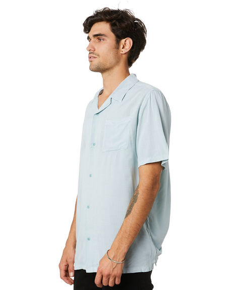 PIGMENT MINT MENS CLOTHING NO NEWS SHIRTS - N5201166MINT