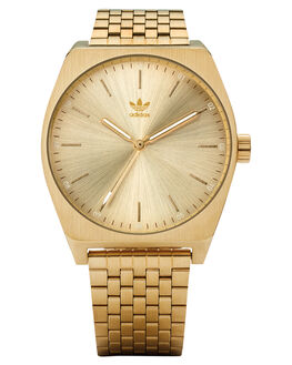 ALL GOLD MENS ACCESSORIES ADIDAS WATCHES - Z02-502-00AGLDB