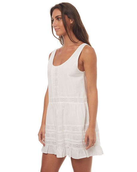 WHITE WOMENS CLOTHING SWELL FASHION TOPS - S8171456WHITE