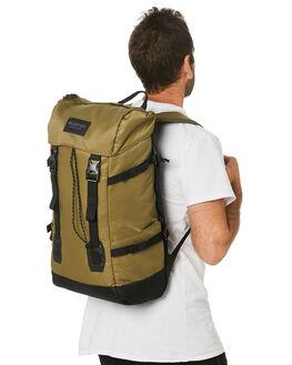 OLIVE FLIGHT SATIN MENS ACCESSORIES BURTON BAGS + BACKPACKS - 213451300