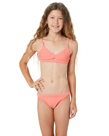 PINK PUNCH OUTLET KIDS SEAFOLLY CLOTHING - 27139-189PNCH